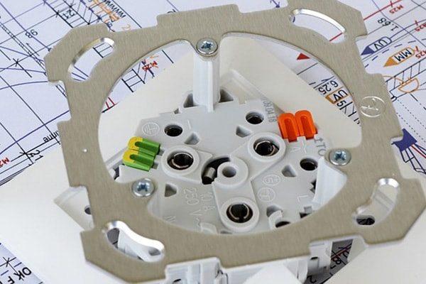 elektriker kolding el-entreprise plantegning stikkontakt