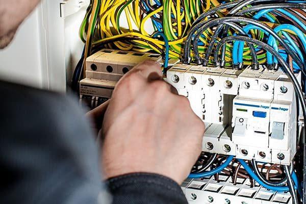 elektriker kolding el-installatør eltavle