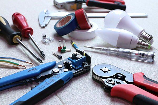 elektriker kolding værktøj
